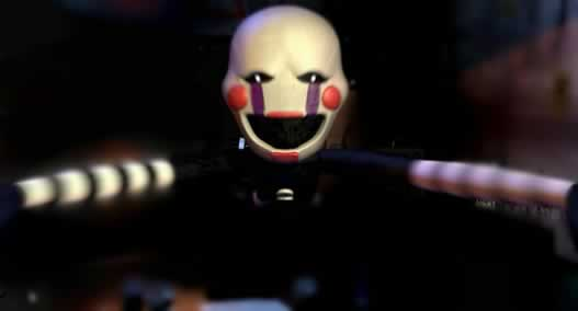 The Puppet O Fantoche de Five Nights at Freddys 2