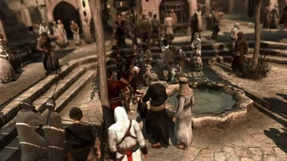 Tamir matando um comerciante
