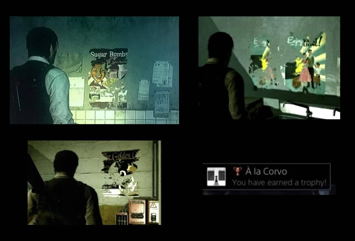 Referências Fallout e Dishonored em The Evil Within