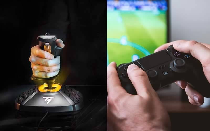 Joystick e Gamepad